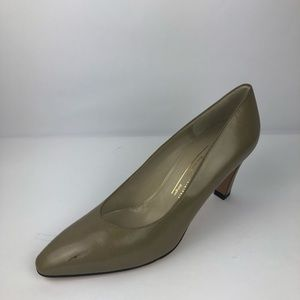 "Bruno Magli Bologna Tan Womens Pumps 3"" Heels"